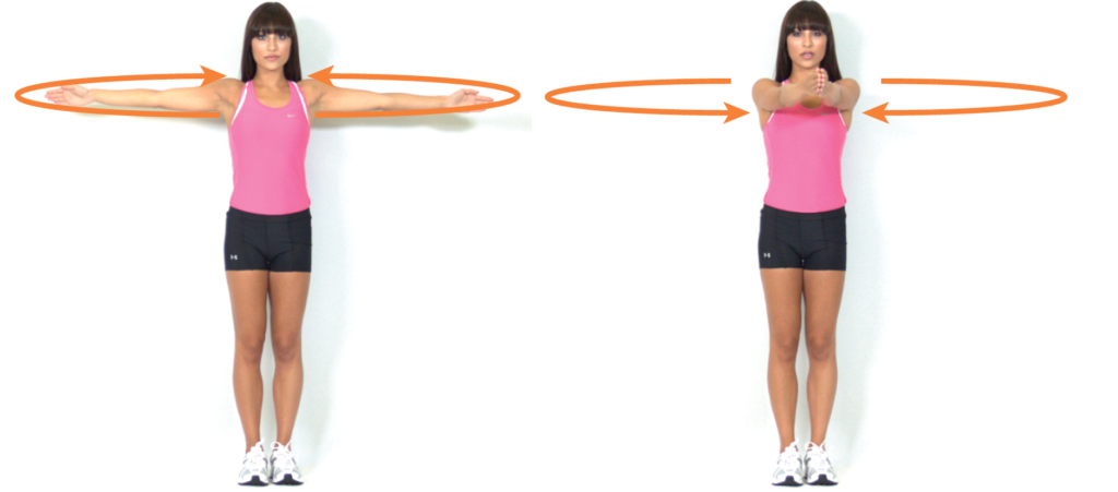 Sagittal, Frontal and Transverse Plane: Movements and Exercises