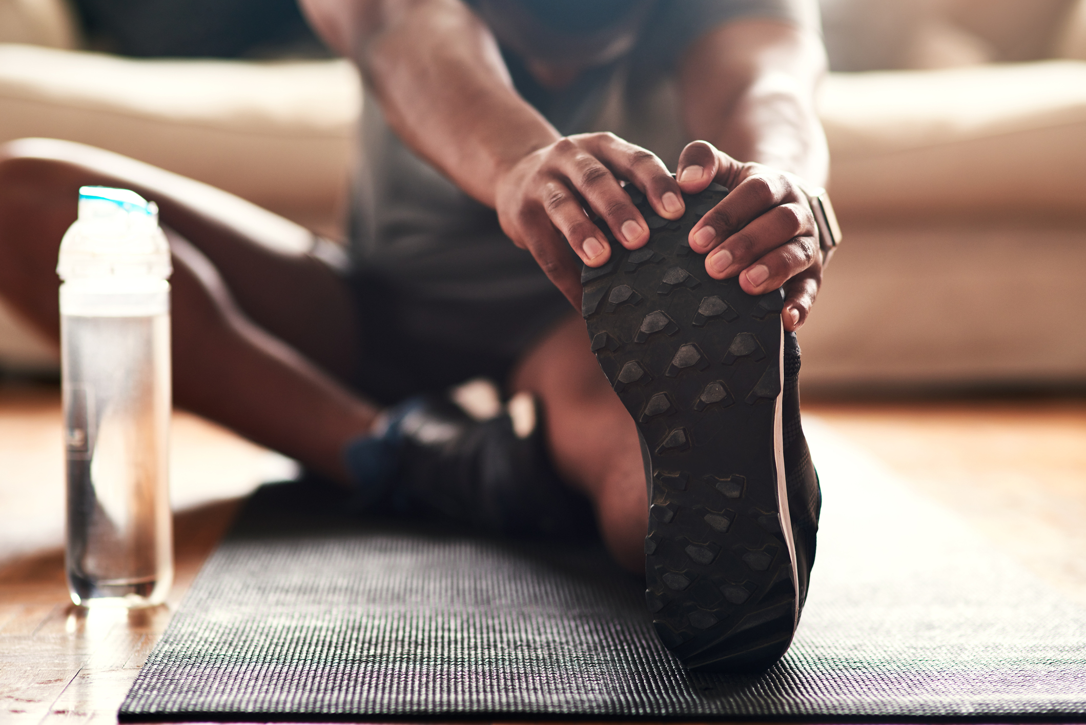5 at Home Morning Workouts